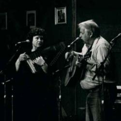 Janette and Joe Carter at Seedtime, 1989