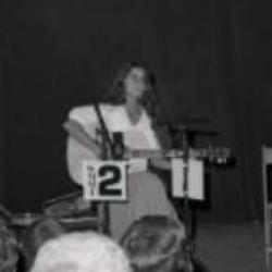 Sheila Adams Barnhill at Seedtime, 1991