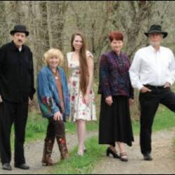 Whitetop Mountain Band (Emily and Thornton Spencer), Ada Powers Salyer at Seedtime 1989