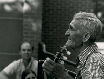 Ethel Caffie-Austin, Morgan Sexton and Lee Sexton at Seedtime, 1989