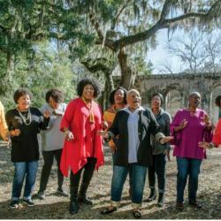 The Hallelujah Singers at Seedtime, 1994
