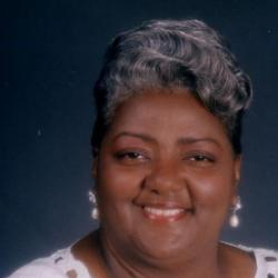 Ethel Caffie-Austin at Seedtime 1993 (2)