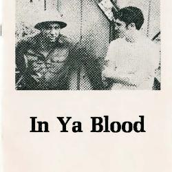 Transcript of the film In Ya Blood