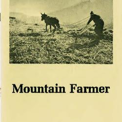 Transcript of the film Lee Banks: Mountain Farmer
