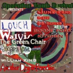 """Flyer: """"Operation Youth Revival presents"""""""