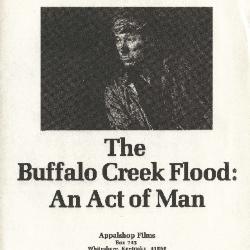 Study Guide for Buffalo Creek Flood
