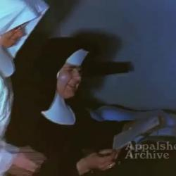 Silent home movies of Hazard, KY and Catholic Church community