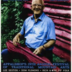 Seedtime on the Cumberland Festival poster, 2015