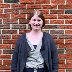 Virtual teaching; excerpt from interview with Ashlyn Swihart