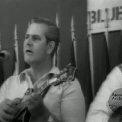The Marshall Family / Seldom Scene at Shriners Bluegrass Festival, 1978