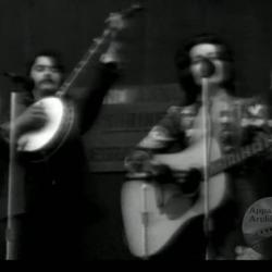 Marshall Family / Goins Brothers at Shriners Bluegrass Festival, 1976
